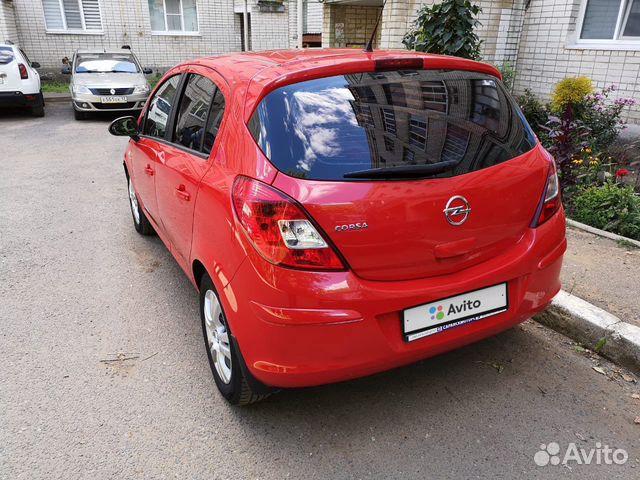 Opel Corsa, 2013  89603321151 купить 3