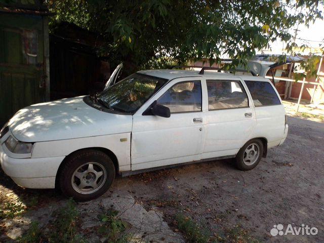 ВАЗ 2111, 2000