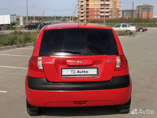 Hyundai Getz, 2006  89606019894 купить 8