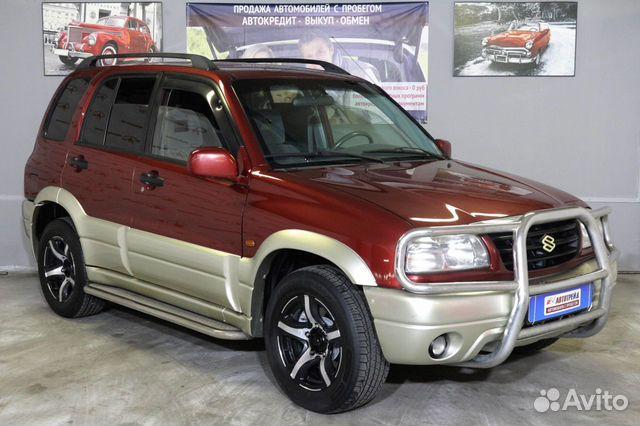 Suzuki Grand Vitara, 2001  89586166269 купить 1