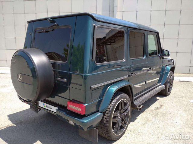 Mercedes-Benz G-класс, 2003  89280729001 купить 9