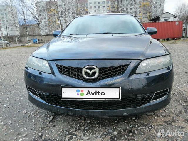 Mazda 6, 2006  89116310874 купить 4