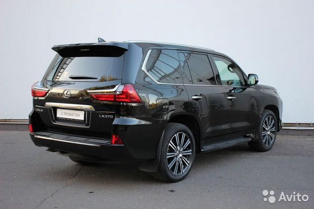 Lexus LX, 2018  84822396411 купить 5
