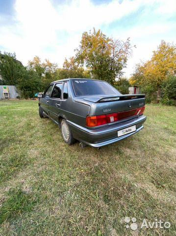 ВАЗ 2115 Samara, 2007  89606368077 купить 6