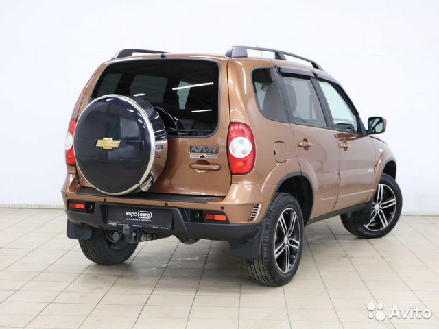 Chevrolet Niva, 2017  84872520037 купить 3