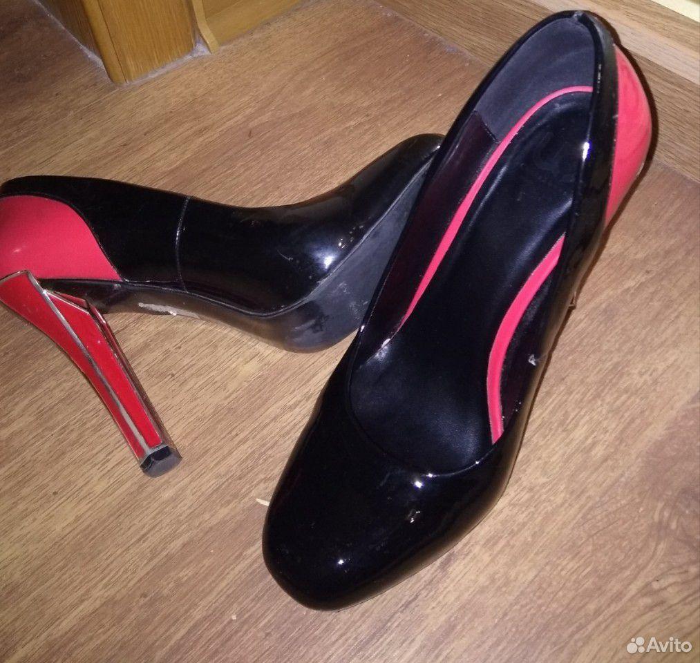 Туфли женские 40 р  89045205743 купить 2