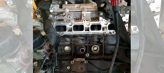 Двигатель на Mercedes 2.2 CDI 646