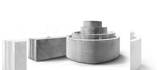 Кольца жби жб. Бетонные кольца. Замковые кольца купить в Томской области | Товары для дома и дачи | Авито