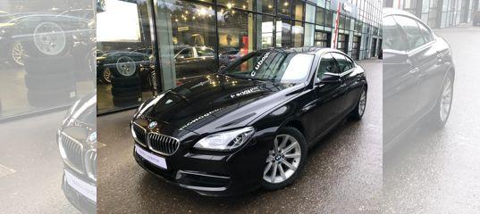 BMW 6 серия, 2014