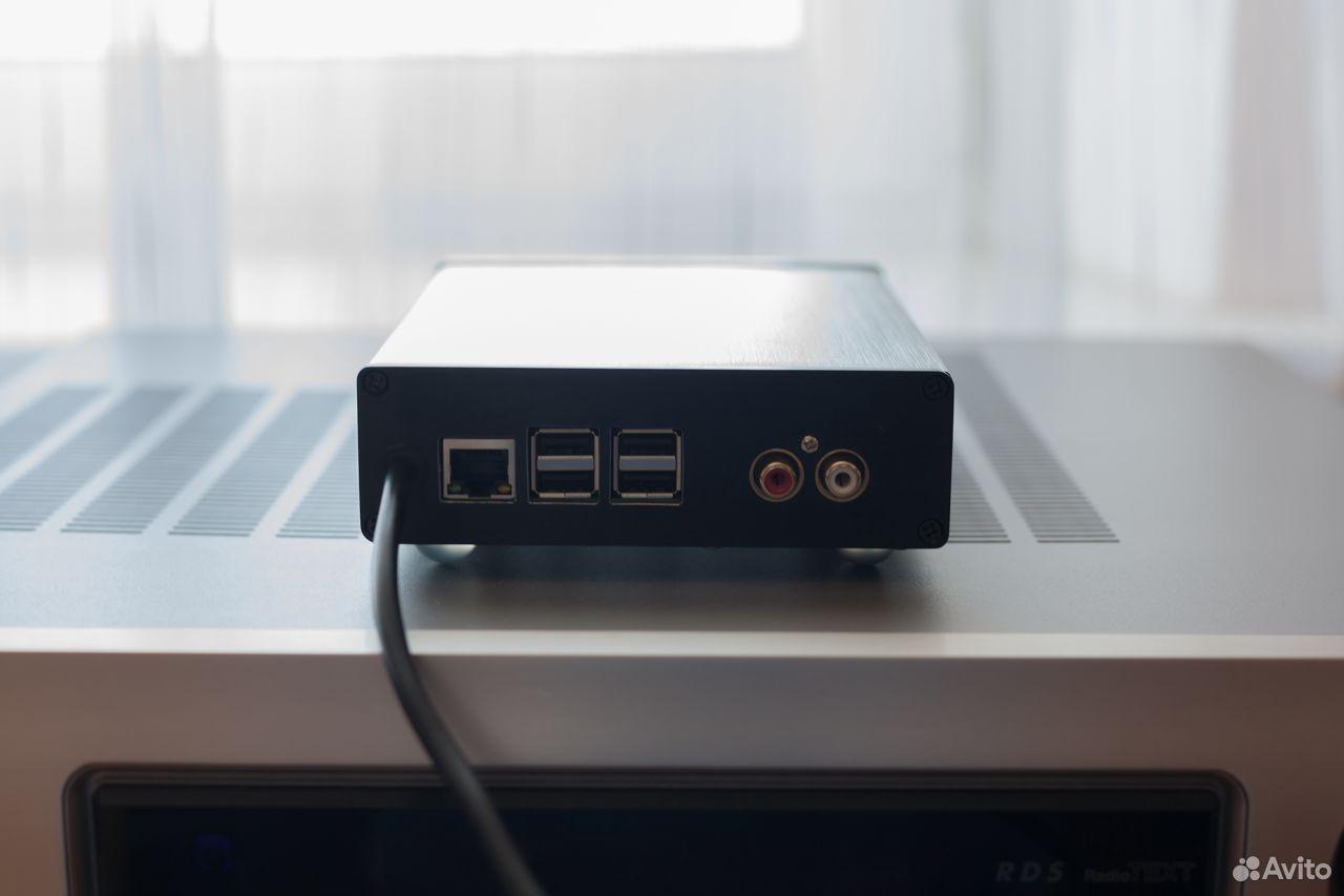 Сетевой аудиоплеер Volumio RPi 3B+  89381232122 купить 4