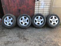 Колеса на Toaureg 255/60 R17