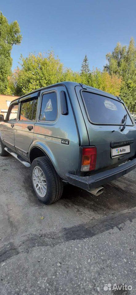 LADA 4x4 (Нива), 2010  89063835164 купить 3
