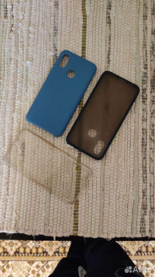 Телефон Xiaomi Mi 8 6/64 GB с чехлами  89511559012 купить 5