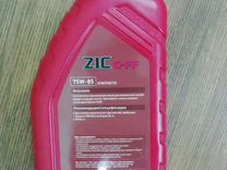 Масло трансмисионное ZIC G FF 75w-85 synthetic