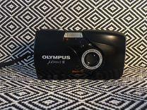 Olympus mju II Black