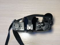 Olympus OM-4 + flashlight Olympus T32 + winder 2 и