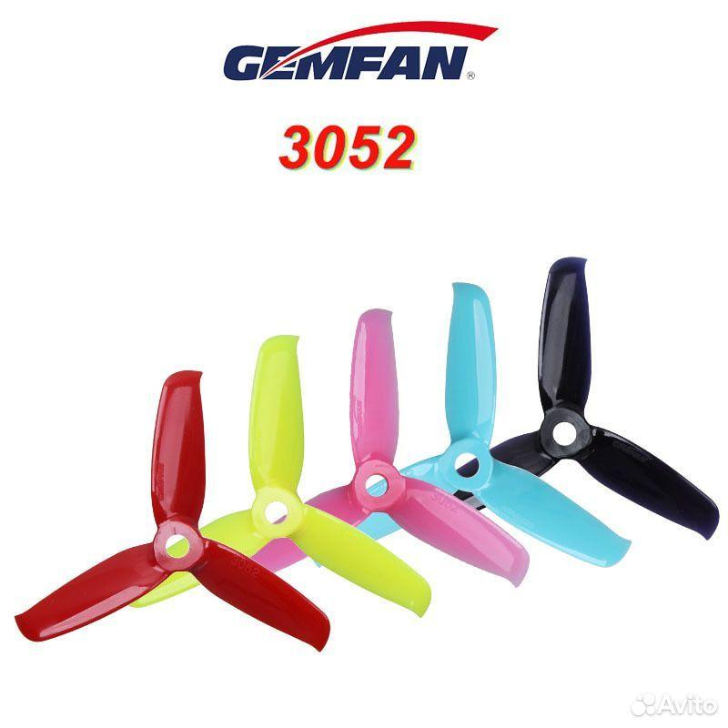 Пропеллеры 3 дюйма Gemfan Flash 3052  89089208520 купить 2
