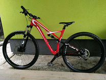 Specialized camber fsr comp carbon 29""