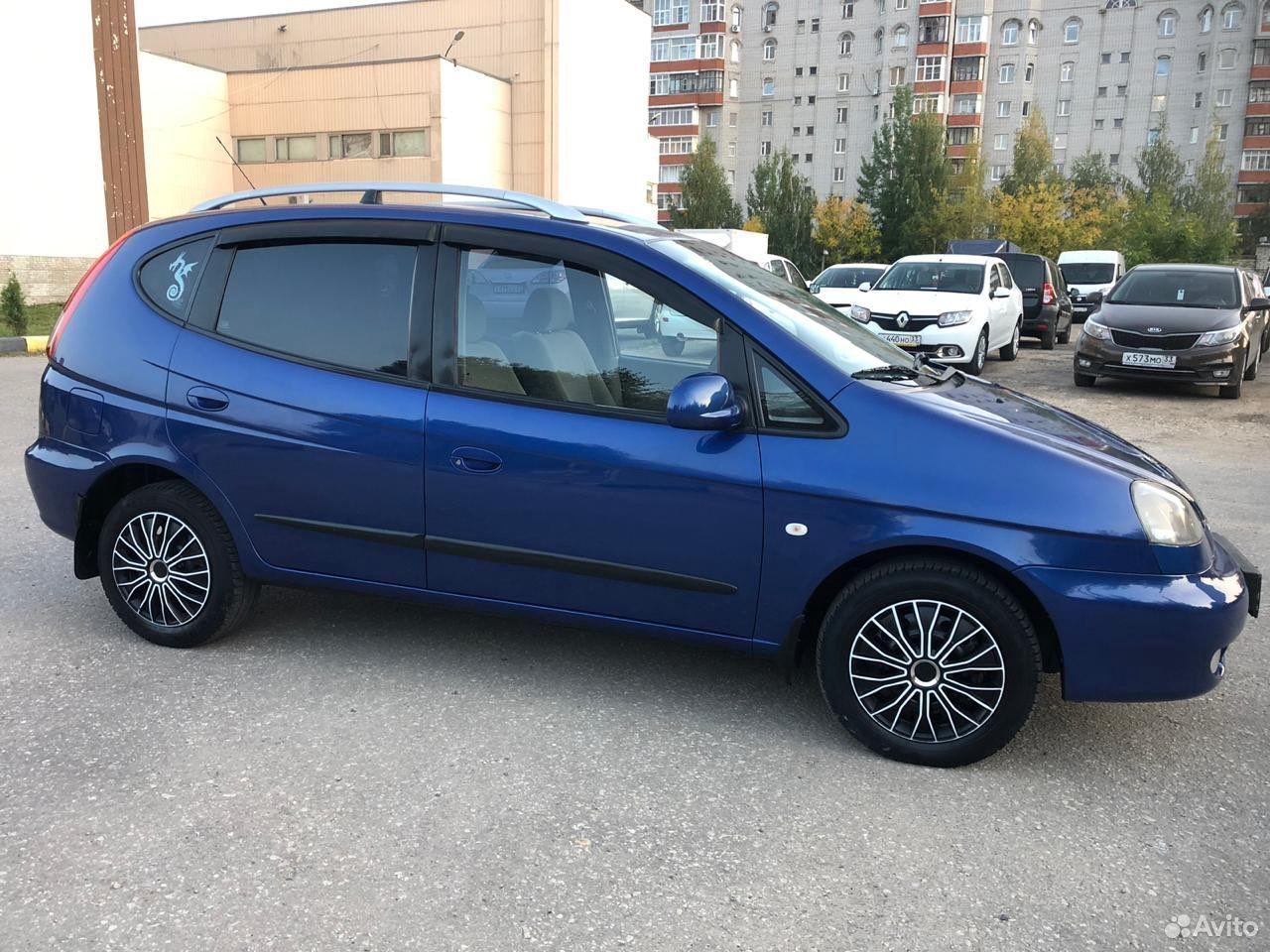 Chevrolet Rezzo, 2008  89065637466 купить 2