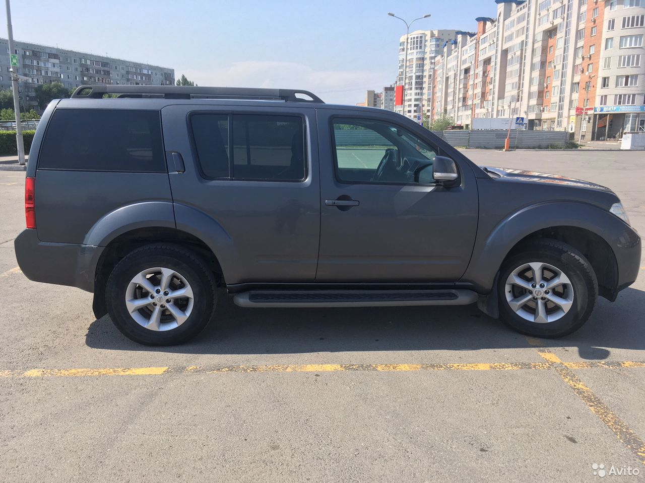 Nissan Pathfinder, 2010  89343355277 купить 4