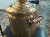 Самовар на 8 литров бр Баташовы. Рабочий