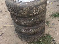 Колёса комплект — Запчасти и аксессуары в Саратове