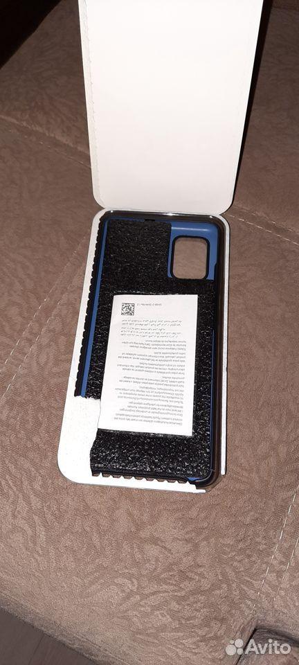 Samsung Galaxy A 51 бампер оригинал