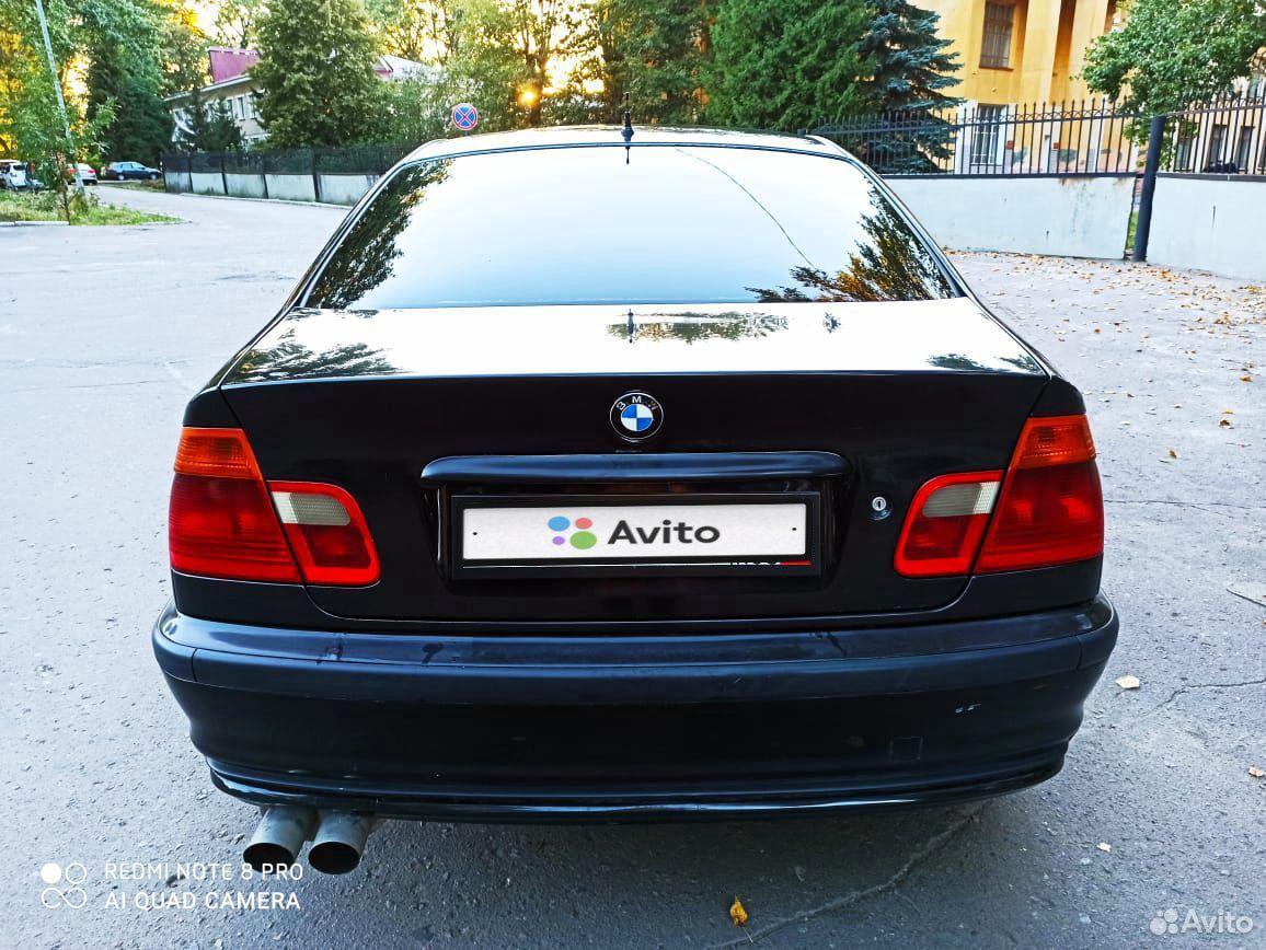 BMW 3 серия, 1998  89066585814 купить 9