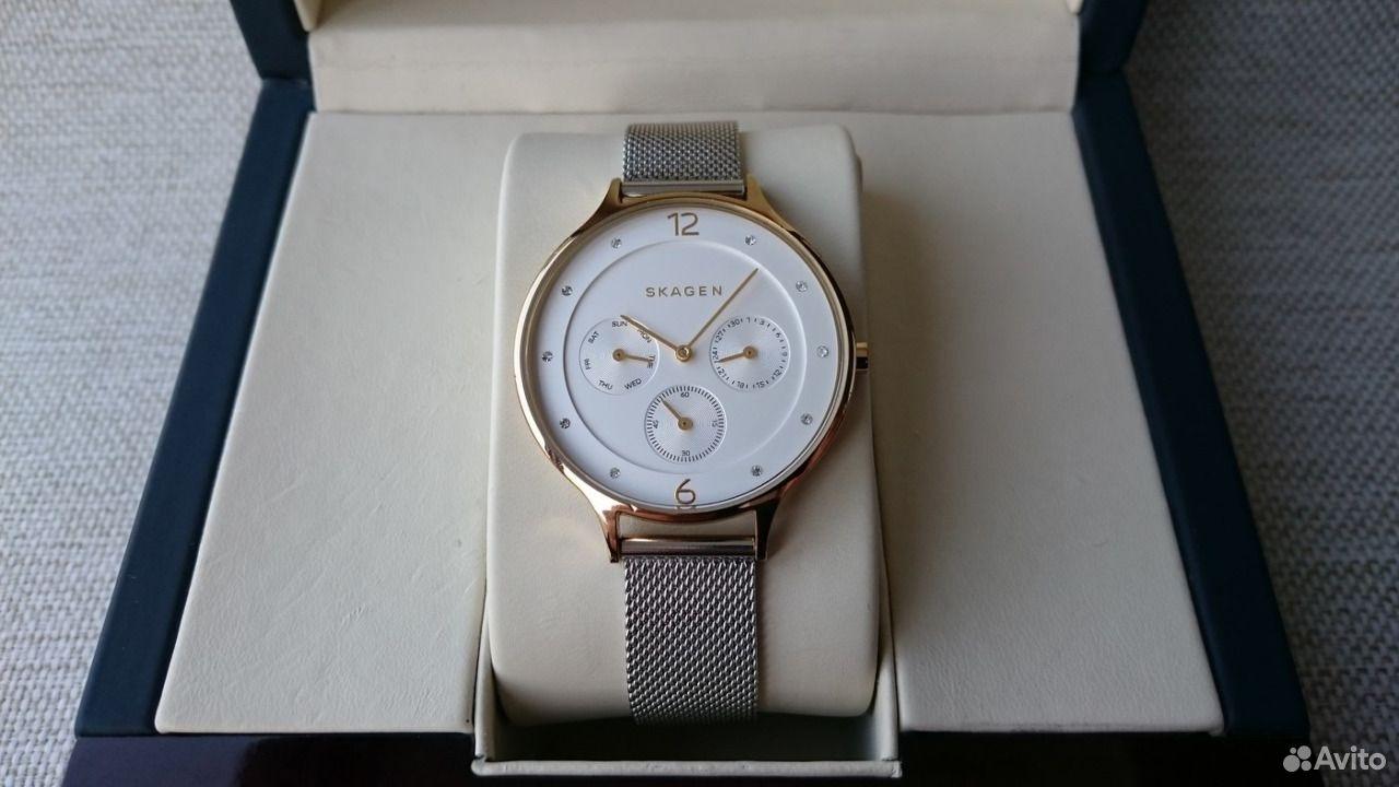 89525003388  Женские наручные часы Skagen SKW2400