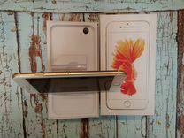 Айфон iPhone 6s на 64 золото