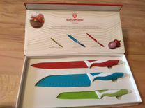 Ножи керамические набор Swiss home