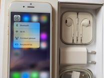 iPhone 6s 16Gb Gold (идеальный) 10.3.3