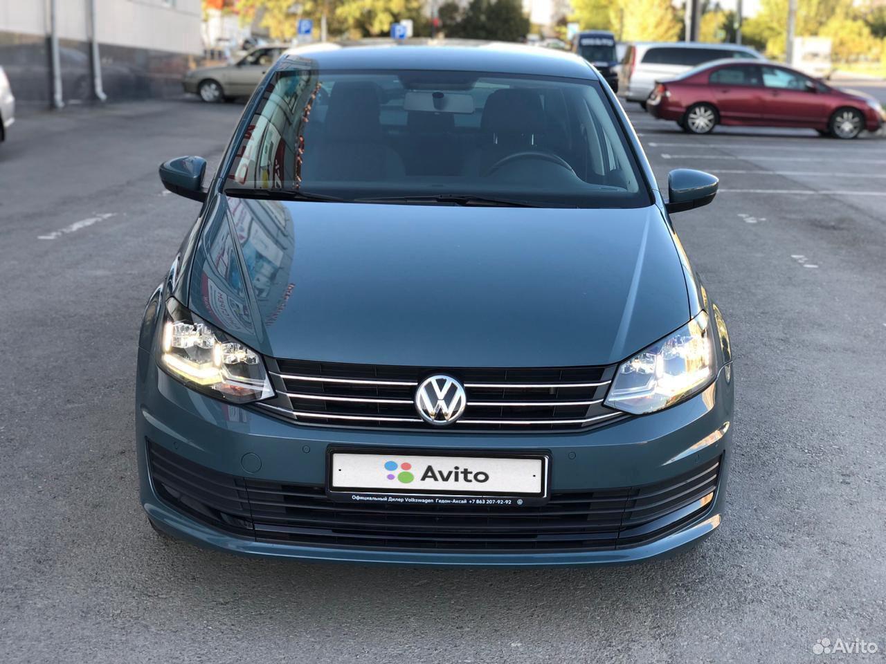 Volkswagen Polo, 2019  89185704414 купить 5