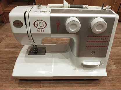 Швейная машинка сейко 8772 цена ткани caro купить