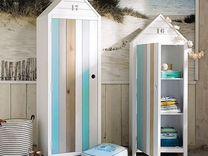 Шкафчики домики, стеллаж, полочки для игрушек — Товары для детей и игрушки в Геленджике