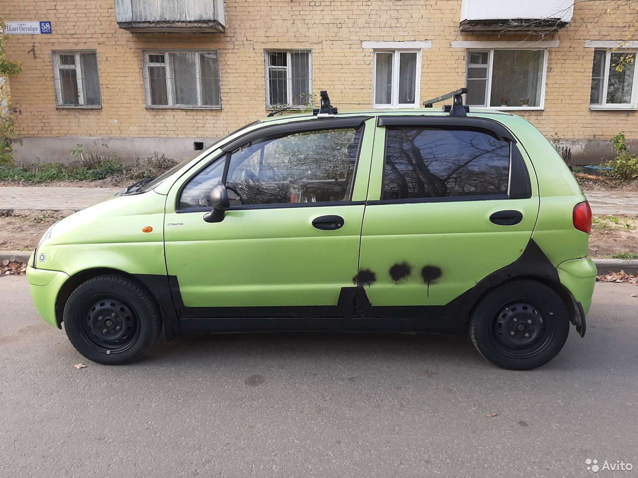 Daewoo Matiz, 2006  89092683239 купить 1