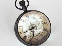 """Часы """"Фрегат"""", шар ретро"""