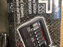 Гитарный процессор — Музыкальные инструменты в Геленджике