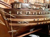 Модель корабля Juland
