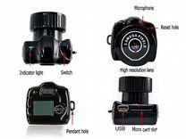 Микро фотокамера Ambertek RS-101, запись со звуком