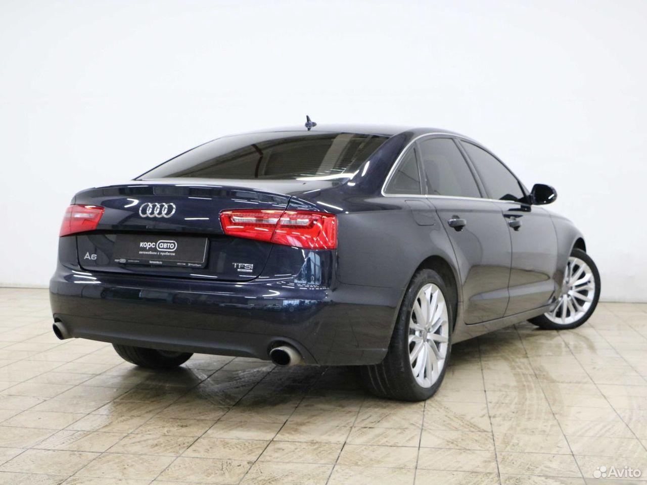 Audi A6, 2011  84872337205 купить 3
