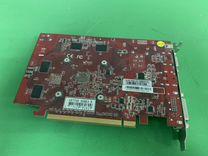 2 гиговая видеокарта Radeon HD 7750 DDR3