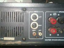Усилитель мощности Gemini PVX-160