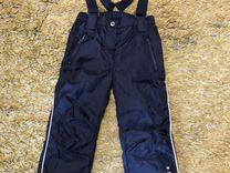 Утеплённые брюки демисезонные