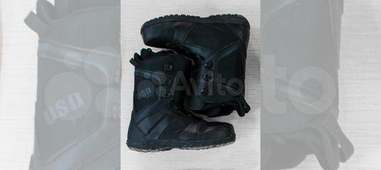 Продам ботинки для сноуборда купить в Ивановской области на Avito —  Объявления на сайте Авито 2e7b5010a1f