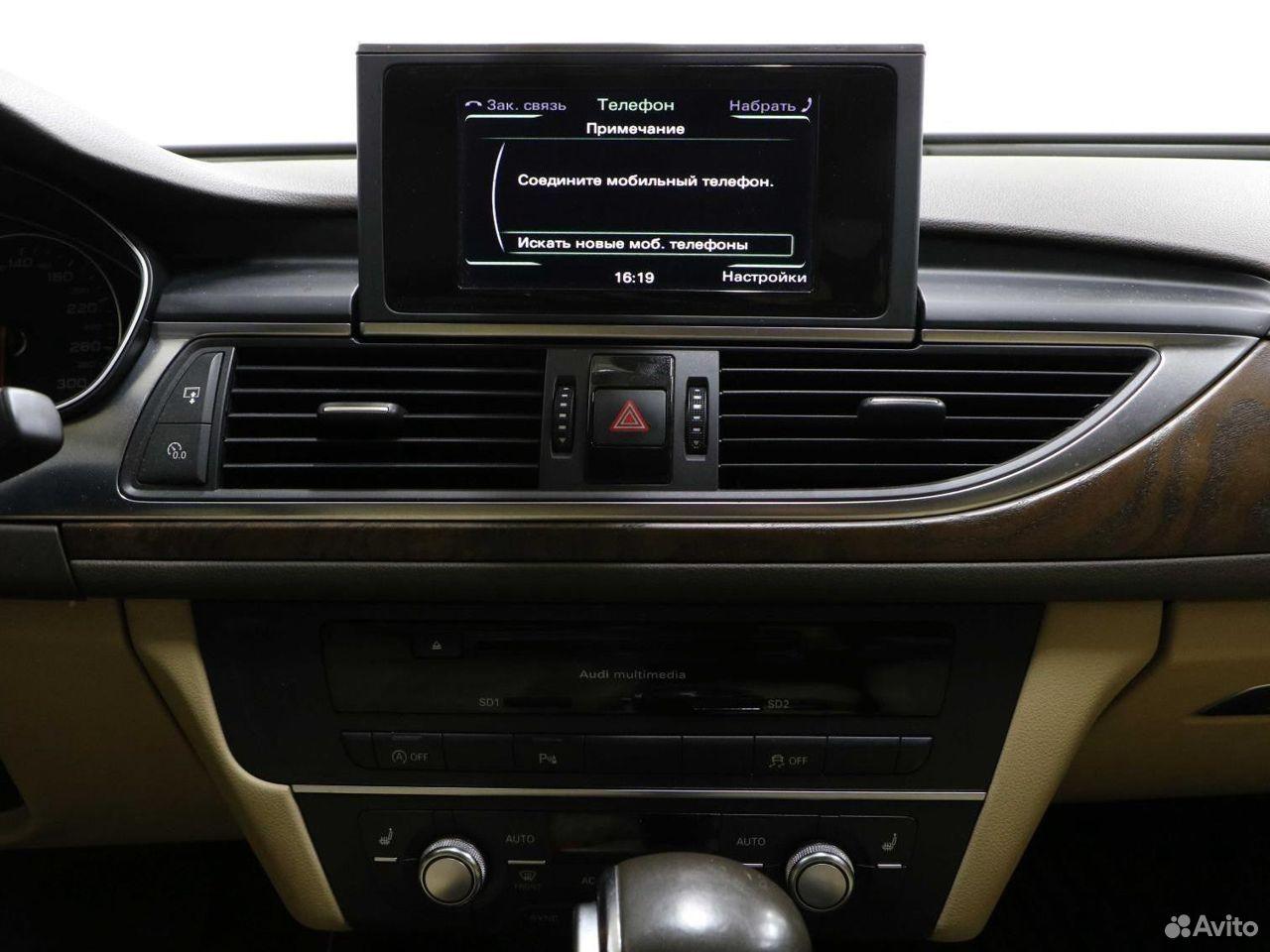 Audi A6, 2011  84872337205 купить 10