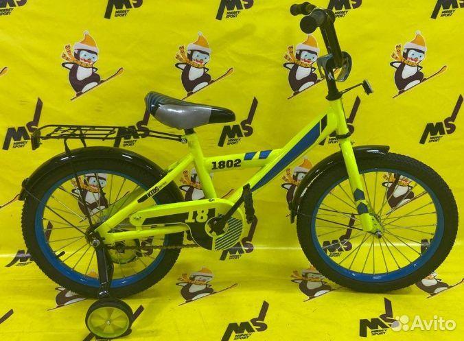 Велосипед Kids series 1802  89233159000 купить 1