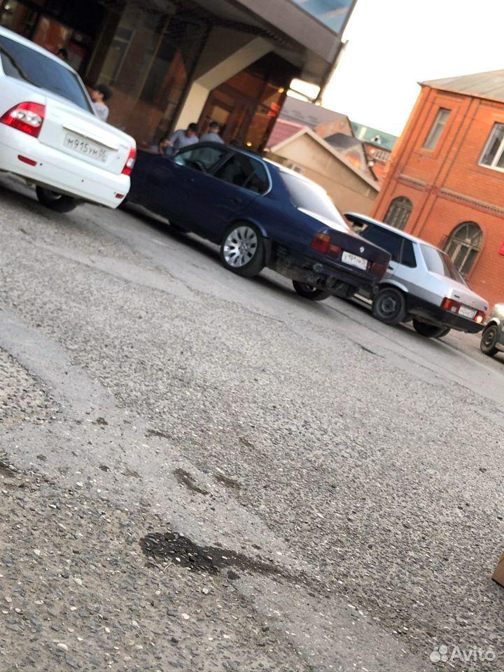 BMW 5 серия, 1989  89960117990 купить 7