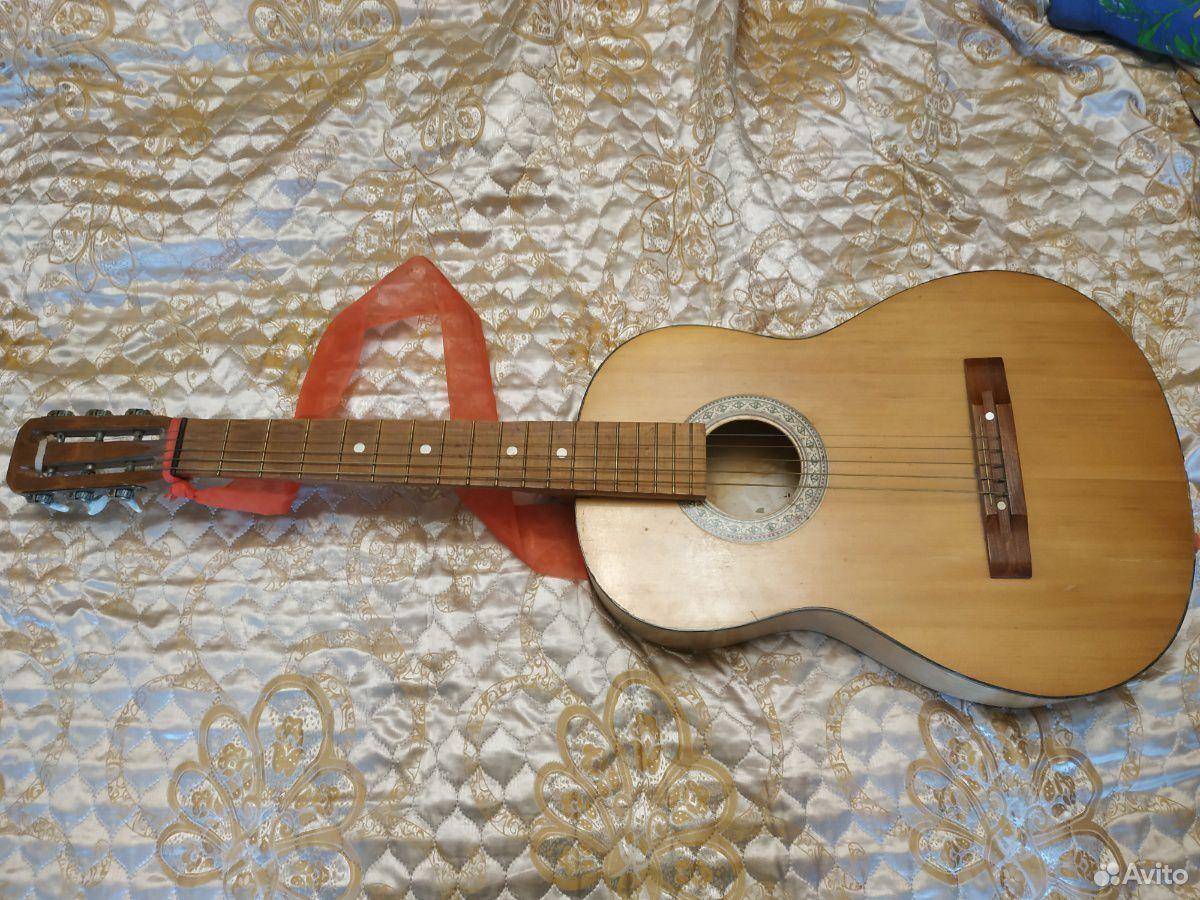 Классическая гитара  89005748548 купить 1