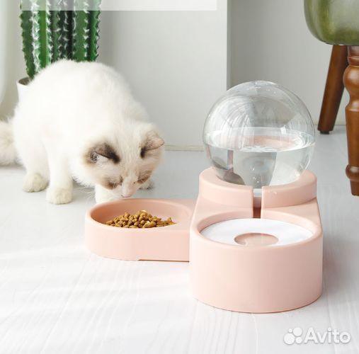 Кормушка с поилкой bowl feeder  89082849201 купить 1